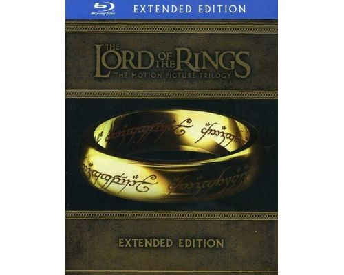 The Lord of the Ring Box Set Blu-Ray