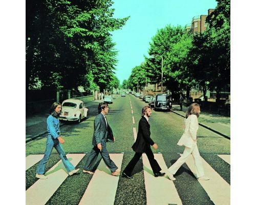 A Vinyl Abbey Road