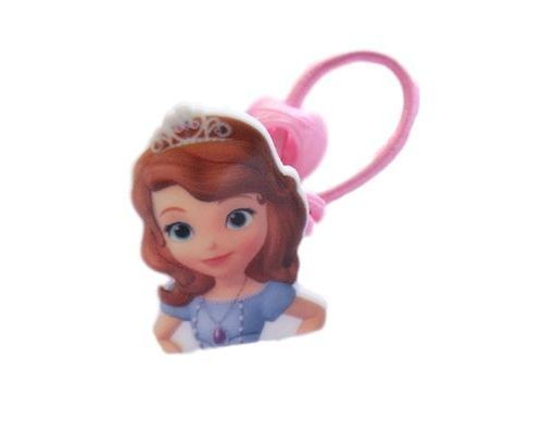 a Princess Sofia Hair Elastic