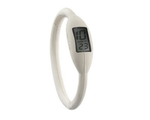 a White Sport Bracelet Watch