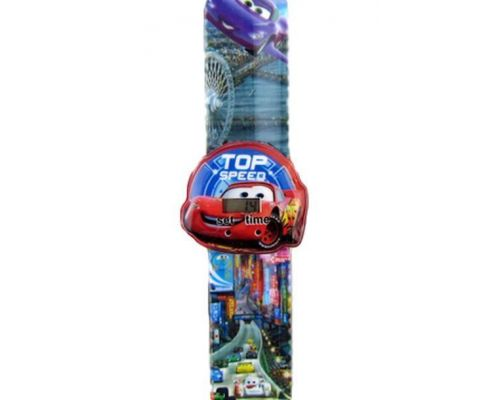 a Wristwatch for Kids Cars