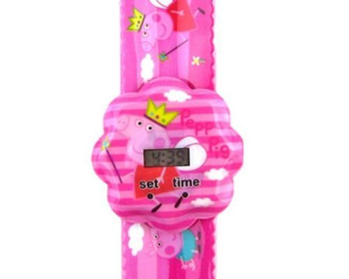 Peppa Pig Children Wristwatch
