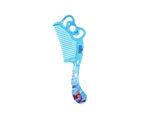 a Light Blue Snow Queen Hair Comb