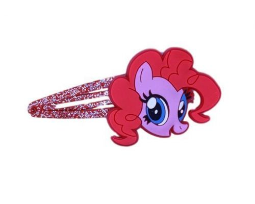 a Pinkie Pie Little Pony Hair Clip