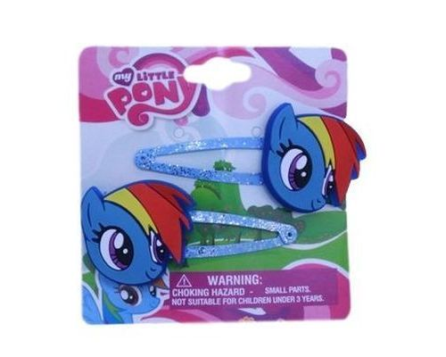 a Hair Clip My Little Pony Rainbow Dash