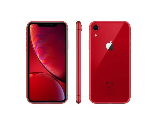 Un Iphone XR 256 Go RED